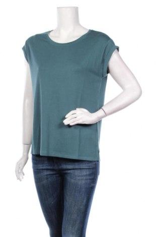 Дамска блуза Lawrence Grey, Размер M, Цвят Зелен, 73% модал, 27% полиестер, Цена 29,76лв.
