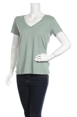 Γυναικεία μπλούζα MOS MOSH, Μέγεθος L, Χρώμα Πράσινο, 100% βαμβάκι, Τιμή 20,77€
