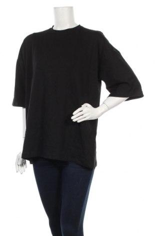 Γυναικεία μπλούζα Missguided, Μέγεθος XS, Χρώμα Μαύρο, 95% βαμβάκι, 5% ελαστάνη, Τιμή 8,77€