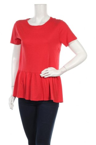 Γυναικεία μπλούζα Modstrom, Μέγεθος S, Χρώμα Κόκκινο, 50% βισκόζη, 50% βαμβάκι, Τιμή 9,01€