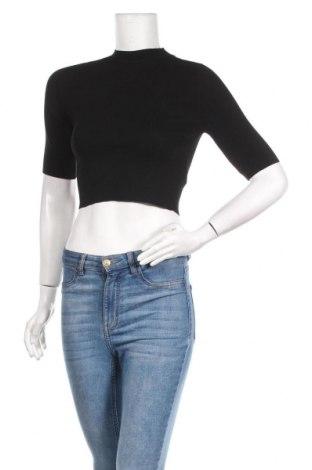 Γυναικεία μπλούζα Noisy May, Μέγεθος S, Χρώμα Μαύρο, 80% βισκόζη, 20% πολυεστέρας, Τιμή 9,28€
