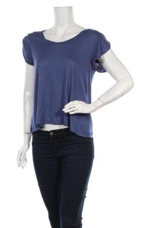Γυναικεία μπλούζα Roxy, Μέγεθος S, Χρώμα Μπλέ, Βισκόζη, Τιμή 9,60€