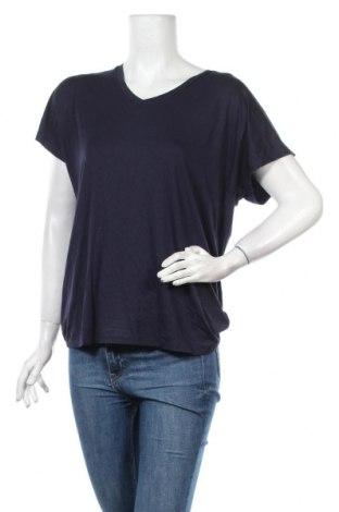 Γυναικεία μπλούζα Soya Concept, Μέγεθος L, Χρώμα Μπλέ, 93% lyocell, 7% ελαστάνη, Τιμή 16,24€