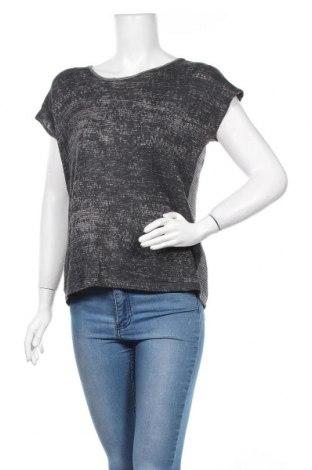 Γυναικεία μπλούζα Soya Concept, Μέγεθος S, Χρώμα Γκρί, 49% βισκόζη, 49% πολυεστέρας, 2% ελαστάνη, Τιμή 4,09€