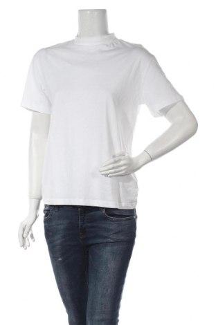 Γυναικεία μπλούζα Trendyol, Μέγεθος S, Χρώμα Λευκό, Βαμβάκι, Τιμή 7,44€