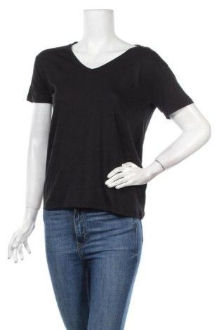 Γυναικεία μπλούζα Trendyol, Μέγεθος S, Χρώμα Μαύρο, 93% βισκόζη, 7% ελαστάνη, Τιμή 7,05€