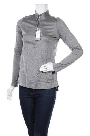 Γυναικεία μπλούζα Van Laack, Μέγεθος S, Χρώμα Γκρί, Βαμβάκι, Τιμή 17,24€