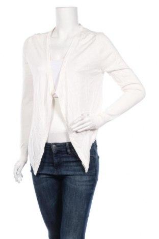 Γυναικεία ζακέτα Khoko, Μέγεθος S, Χρώμα Λευκό, Βισκόζη, Τιμή 5,14€