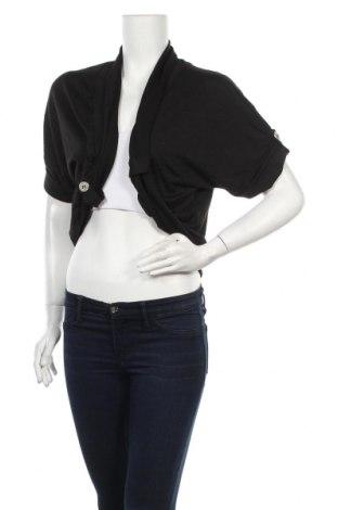 Дамска жилетка Tightrope, Размер M, Цвят Черен, 65% памук, 35% полиестер, Цена 5,31лв.