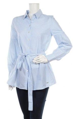 Γυναικείο πουκάμισο Belly Button, Μέγεθος XS, Χρώμα Μπλέ, Βαμβάκι, Τιμή 12,21€