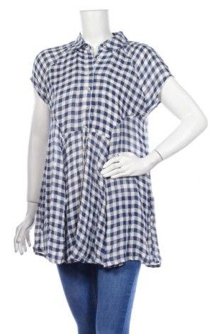 Γυναικείο πουκάμισο Free People, Μέγεθος S, Χρώμα Λευκό, 67% βαμβάκι, 33% βισκόζη, Τιμή 16,84€