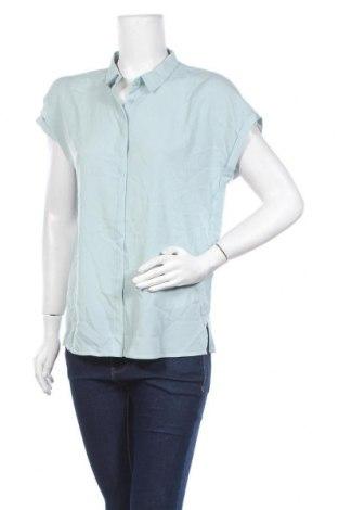 Дамска риза Kiomi, Размер M, Цвят Зелен, Полиестер, Цена 18,56лв.