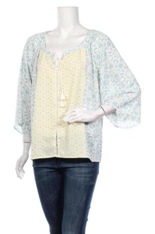 Дамска риза Lovestitch, Размер M, Цвят Многоцветен, 97% полиестер, 3% еластан, Цена 13,57лв.
