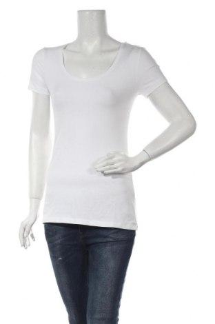 Дамска тениска, Размер L, Цвят Бял, Цена 13,92лв.