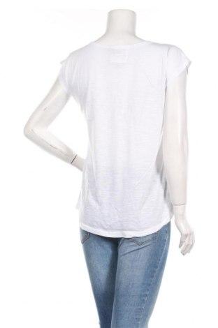 Дамска тениска, Размер M, Цвят Бял, 95% полиестер, 5% еластан, Цена 15,60лв.