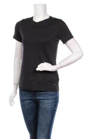 Дамска тениска Escada, Размер XS, Цвят Черен, Памук, Цена 109,85лв.