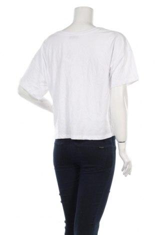 Дамска тениска Even&Odd, Размер L, Цвят Бял, Памук, Цена 15,66лв.