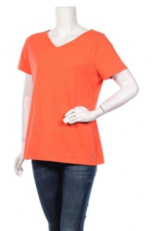 Дамска тениска Laurel, Размер XL, Цвят Оранжев, 92% памук, 8% еластан, Цена 51,75лв.