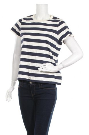 Дамска тениска Madewell, Размер L, Цвят Екрю, Памук, Цена 51,75лв.