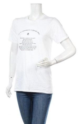 Дамска тениска NEW girl ORDER, Размер S, Цвят Бял, Цена 22,04лв.