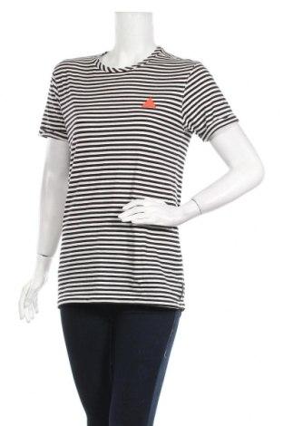 Дамска тениска Scotch & Soda, Размер S, Цвят Черен, Памук, Цена 45,24лв.