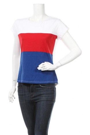 Дамска тениска Sublevel, Размер L, Цвят Многоцветен, Памук, Цена 17,10лв.