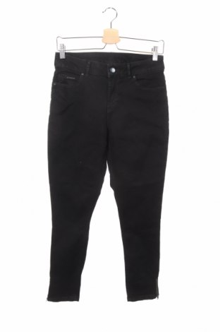 Дамски дънки Anko, Размер M, Цвят Черен, 78% памук, 20% полиестер, 2% еластан, Цена 12,10лв.
