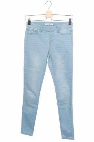 Дамски дънки Camaieu, Размер S, Цвят Син, 78% памук, 20% полиестер, 2% еластан, Цена 29,76лв.