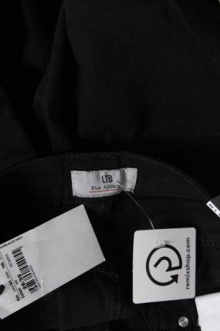 Дамски дънки Ltb, Размер M, Цвят Черен, 98% памук, 2% еластан, Цена 59,25лв.