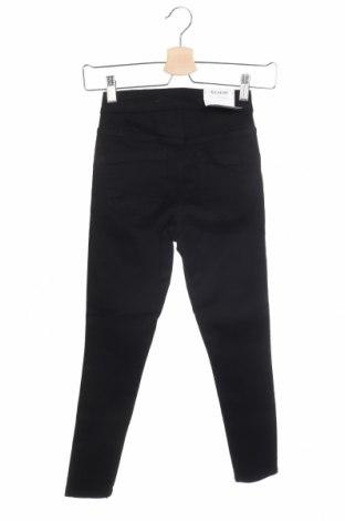 Дамски дънки Miss Selfridge, Размер XXS, Цвят Черен, 83% памук, 15% полиестер, 2% еластан, Цена 46,92лв.