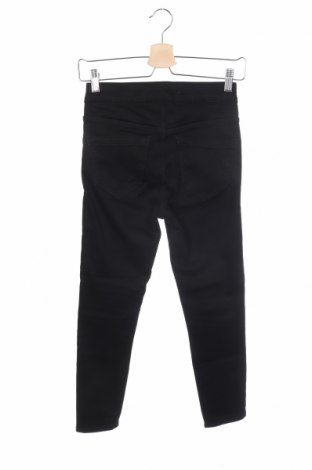 Дамски дънки Miss Selfridge, Размер XS, Цвят Черен, 83% памук, 15% полиестер, 2% еластан, Цена 46,92лв.