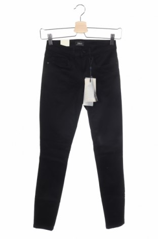 Дамски дънки ONLY, Размер XS, Цвят Черен, 69% памук, 29% полиестер, 2% еластан, Цена 44,85лв.