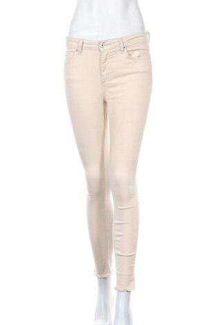 Γυναικείο Τζίν ONLY, Μέγεθος S, Χρώμα  Μπέζ, Τιμή 7,96€