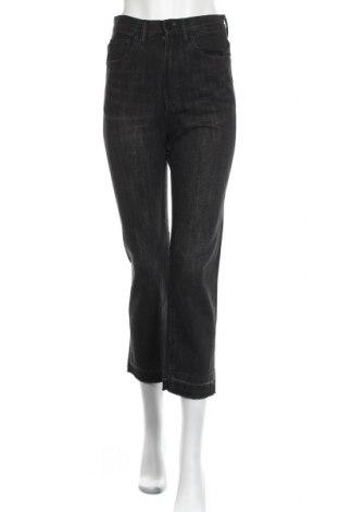 Дамски дънки Waven, Размер XS, Цвят Черен, Памук, Цена 43,52лв.