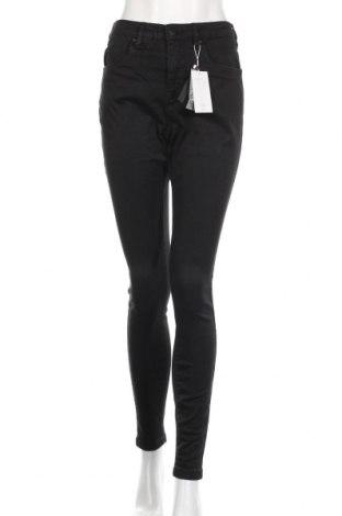 Дамски дънки Zizzi, Размер XL, Цвят Черен, 65% памук, 32% полиестер, 3% еластан, Цена 44,25лв.