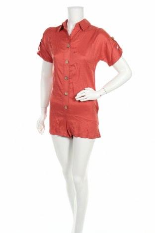 Γυναικεία σαλοπέτα Pretty Summer, Μέγεθος S, Χρώμα Κόκκινο, 65% πολυεστέρας, 35% βαμβάκι, Τιμή 6,12€