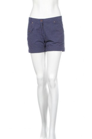 Дамски къс панталон Champion, Размер M, Цвят Син, Памук, Цена 18,90лв.