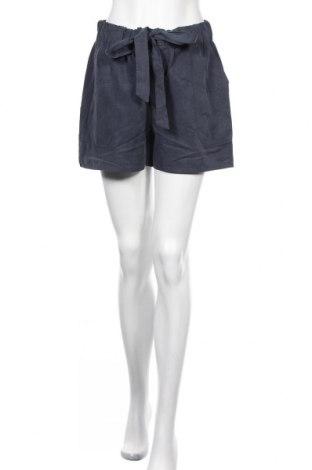 Γυναικείο κοντό παντελόνι Club Monaco, Μέγεθος M, Χρώμα Μπλέ, 79% lyocell, 21% λινό, Τιμή 27,69€