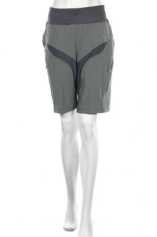 Дамски къс панталон Craft, Размер M, Цвят Зелен, 92% полиамид, 8% еластан, Цена 32,13лв.