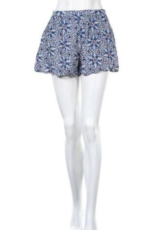 Γυναικείο κοντό παντελόνι Hollister, Μέγεθος M, Χρώμα Πολύχρωμο, Βισκόζη, Τιμή 9,74€