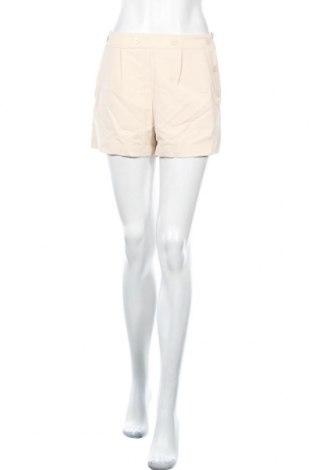 Γυναικείο κοντό παντελόνι Mint & Berry, Μέγεθος S, Χρώμα  Μπέζ, 88% πολυεστέρας, 12% ελαστάνη, Τιμή 9,01€