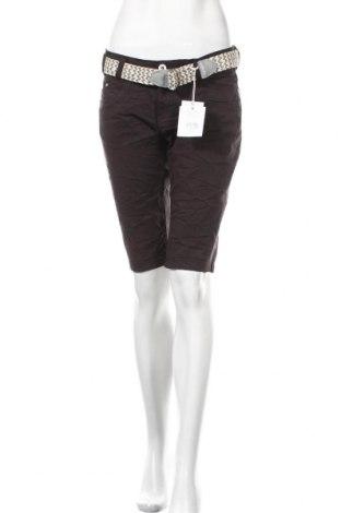 Γυναικείο κοντό παντελόνι Stitch & Soul, Μέγεθος M, Χρώμα Μαύρο, 98% βαμβάκι, 2% ελαστάνη, Τιμή 12,47€