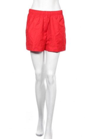 Γυναικείο κοντό παντελόνι Wood Wood, Μέγεθος M, Χρώμα Κόκκινο, Πολυεστέρας, Τιμή 24,90€