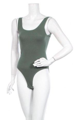 Дамски комплект Topshop, Размер M, Цвят Зелен, 95% памук, 5% еластан, Цена 40,50лв.