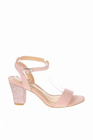 Σανδάλια Anna Field, Μέγεθος 39, Χρώμα Ρόζ , Κλωστοϋφαντουργικά προϊόντα, Τιμή 19,77€