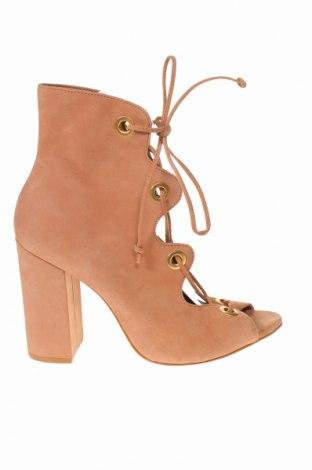 Γυναικεία παπούτσια Steve Madden, Μέγεθος 37, Χρώμα Καφέ, Γνήσιο δέρμα, Τιμή 23,38€