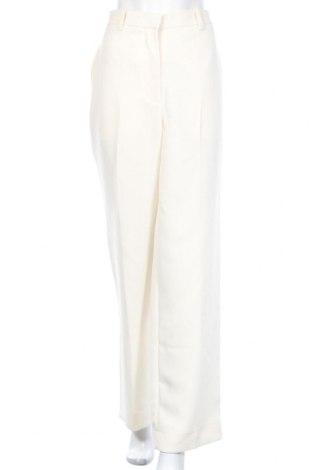 Γυναικείο παντελόνι 3.1 Phillip Lim, Μέγεθος L, Χρώμα Εκρού, 66% ασετάτ, 34% πολυεστέρας, Τιμή 62,77€