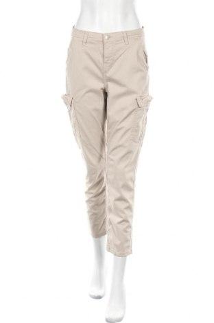 Дамски панталон 7 For All Mankind, Размер XL, Цвят Бежов, 61% памук, 36% вискоза, 3% еластан, Цена 53,40лв.