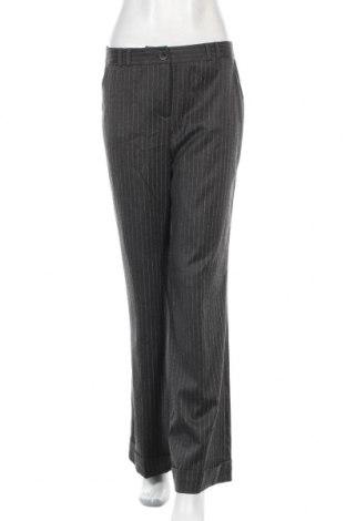 Дамски панталон Etam, Размер M, Цвят Сив, 58% полиестер, 29% вискоза, 11% вълна, 2% еластан, Цена 5,40лв.