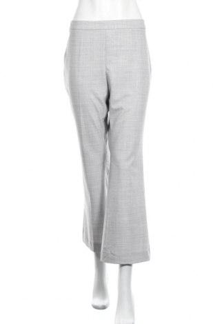 Дамски панталон Filippa K, Размер XL, Цвят Сив, 53% полиестер, 44% вълна, 3% еластан, Цена 31,20лв.